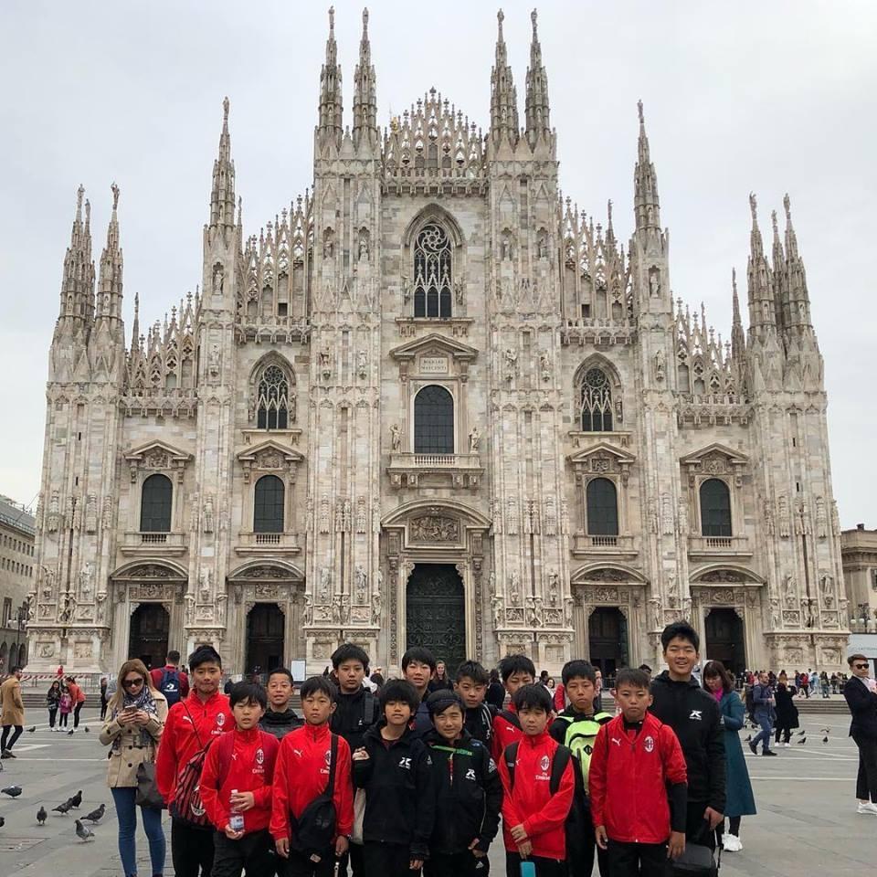 イタリア遠征 2019 レポート